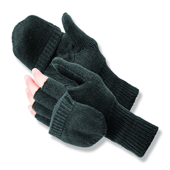 Insulated Convertable Mitten Glove