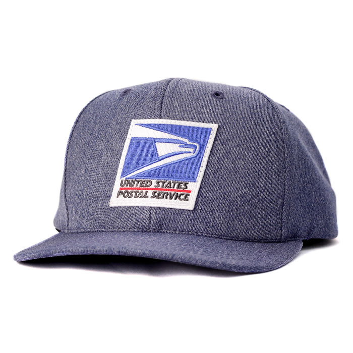 Postal Uniform Winter Baseball Cap
